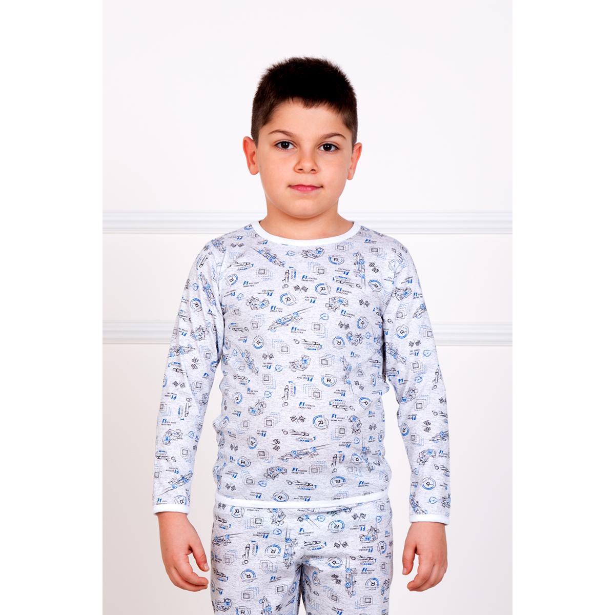 """Детская пижама """"Вилли"""", размер 28 Лика Дресс"""