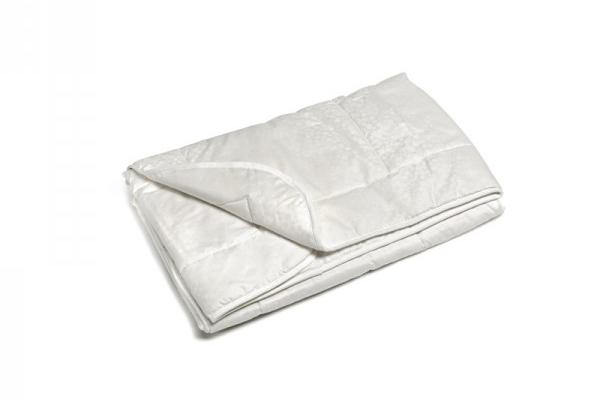 Детское одеяло Антибактериальное, размер 110х140 смОдеяла<br>Длина : 140 см <br>Ширина: 110 см <br>Чехол: Стеганое, с окаймляющей лентой <br>Плотность наполнителя: 100 г/кв. м<br><br>Тип: Одеяло<br>Размер: 110х140<br>Материал: Хлопок