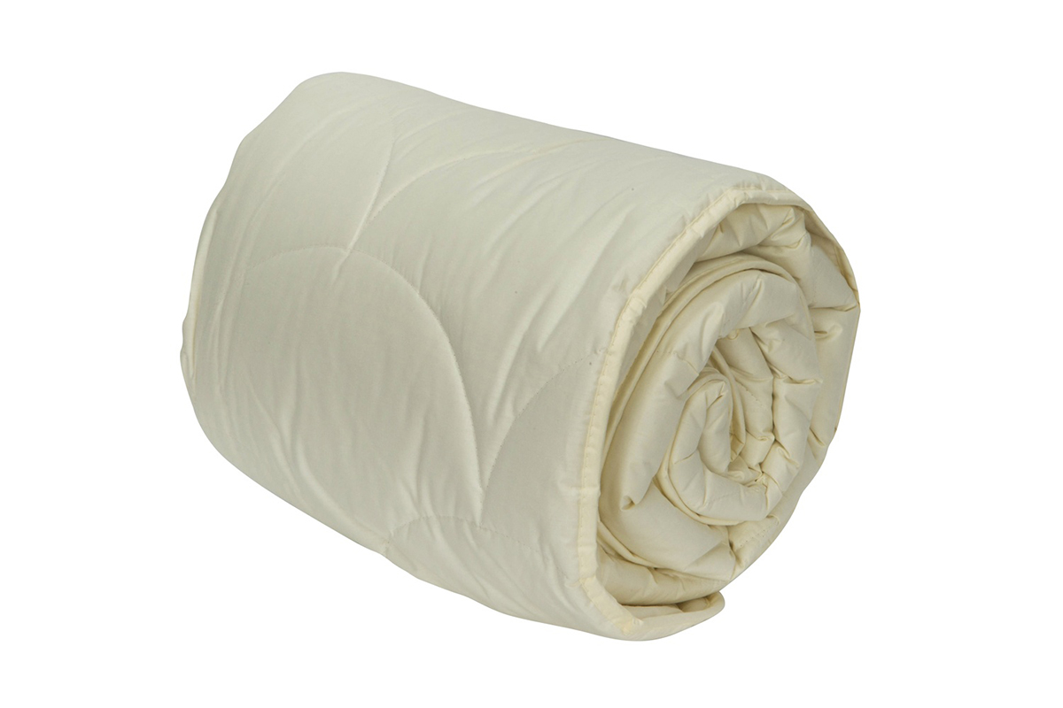 Одеяло Медея, размер 1,5 спальное (140х205 см)Одеяла<br>Длина:205 см<br>Ширина:140 см<br>Чехол:Стеганый, с окаймляющей лентой<br>Плотность наполнителя:300 г/кв. м<br><br>Тип: Одеяло<br>Размер: 140х205<br>Материал: Овечья шерсть