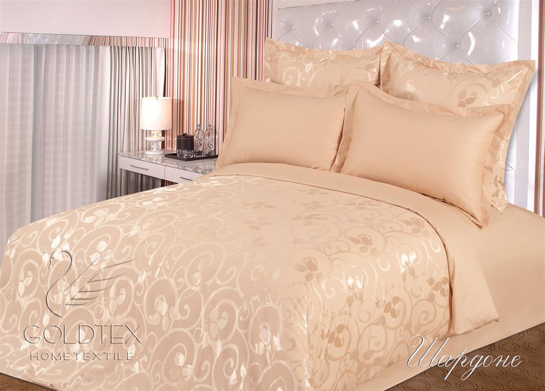 Комплект  Шардоне , размер 2,0-спальный с 4 наволочками - Постельное белье артикул: 10693