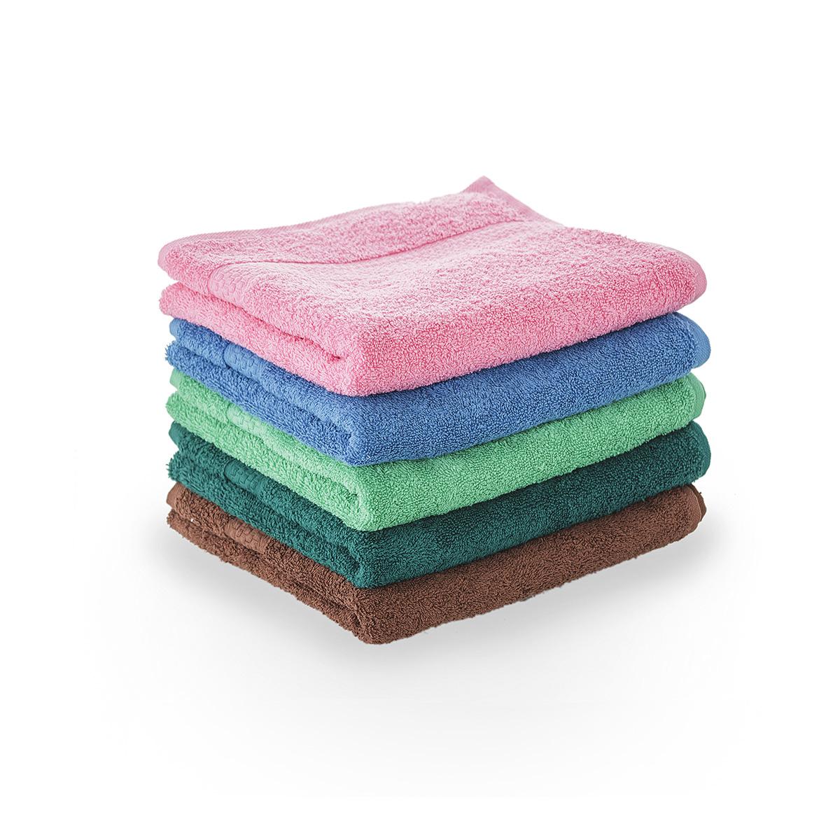Полотенце Нежное Для лица, цвет ЖелтыйМахровые полотенца<br>Плотность ткани:460 г/кв. м.<br><br>Тип: Полотенце<br>Размер: 50х90<br>Материал: Махра