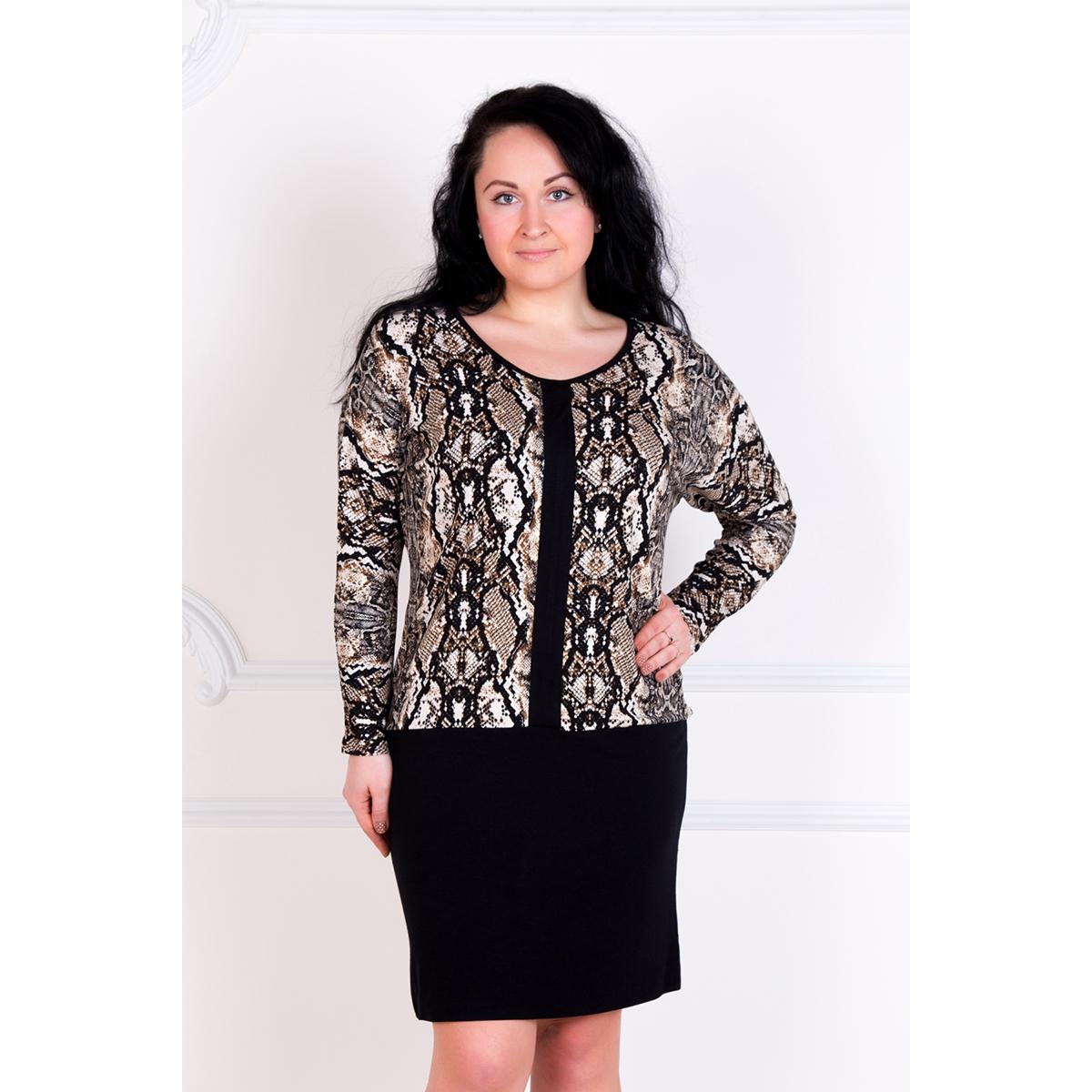 Женское платье Скарлет, размер 44Платья<br>Обхват груди: 88 см <br>Обхват талии: 68 см <br>Обхват бедер: 96 см <br>Длина по спинке: 84 см <br>Рост: 167 см<br><br>Тип: Жен. платье<br>Размер: 44<br>Материал: Вискоза