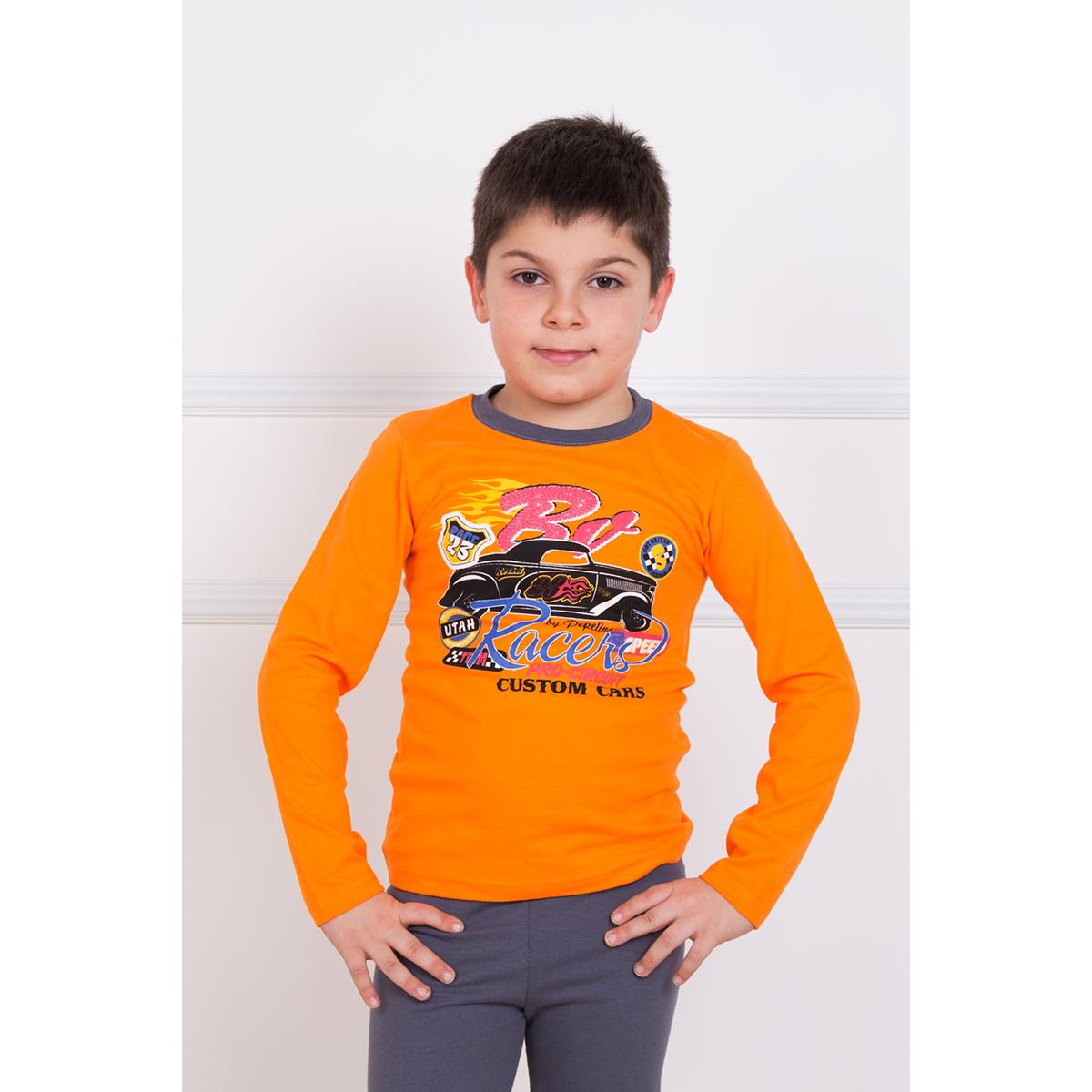 Детский костюм Макар, цвет Синий, размер 5 летКостюмы<br><br><br>Тип: Дет. костюм<br>Размер: 5 лет<br>Материал: Кулирка