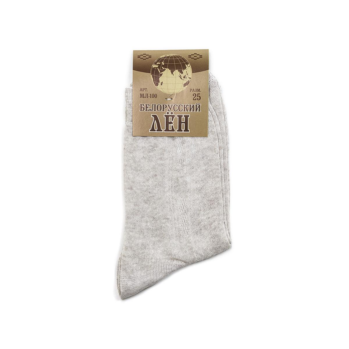 Носки мужские Лен арт. 0870, размер 39-40Носки<br><br><br>Тип: Муж. носки<br>Размер: 39-40<br>Материал: Лен