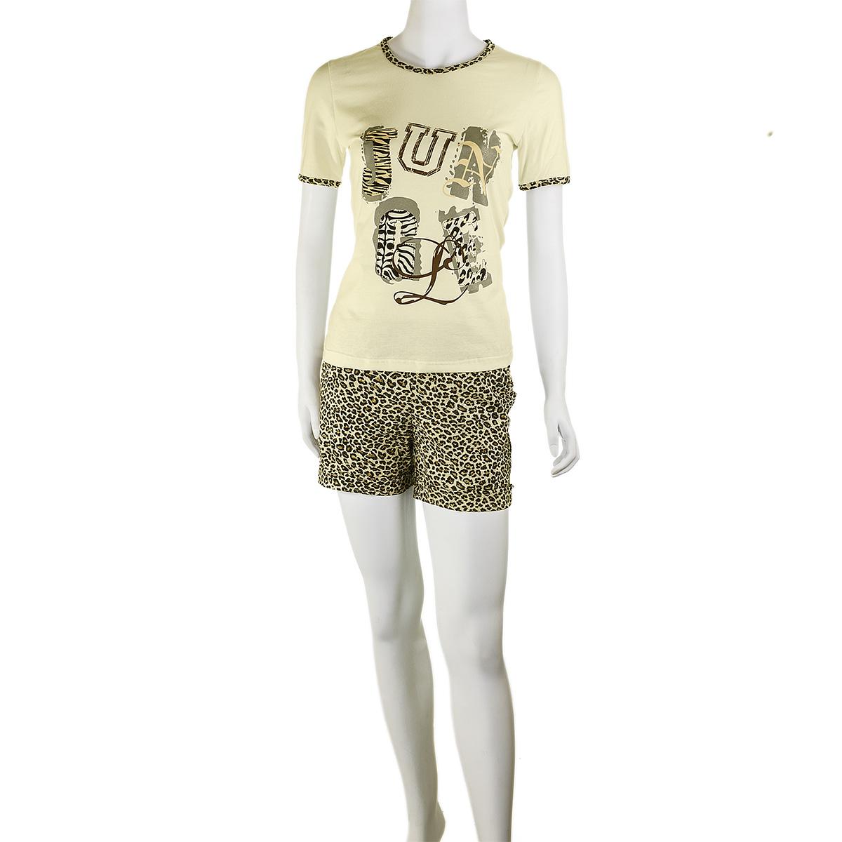 Женский костюм Джунгли арт. 0061, размер 42Костюмы<br>Обхват груди: 84 см <br>Обхват талии: 65 см <br>Обхват бедер: 92 см <br>Рост: 164-170 см<br><br>Тип: Жен. костюм<br>Размер: 42<br>Материал: Кулирка