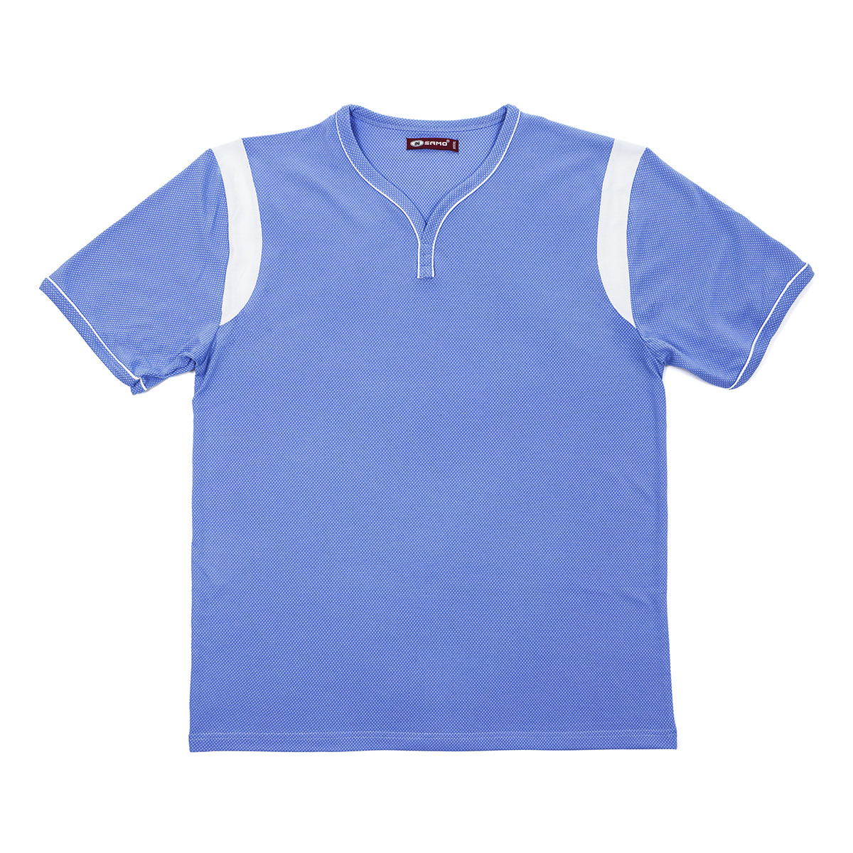 Мужская футболка Samo арт. 0703, размер 48Майки и футболки<br><br><br>Тип: Муж. футболка<br>Размер: 48<br>Материал: Хлопок