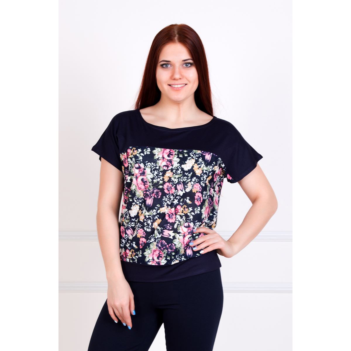Женская блуза Ангелина арт. 0287, размер 54Блузы<br>Обхват груди: 108 см <br>Обхват талии: 88 см <br>Обхват бедер: 116 см <br>Рост: 167 см<br><br>Тип: Жен. блуза<br>Размер: 54<br>Материал: Масло