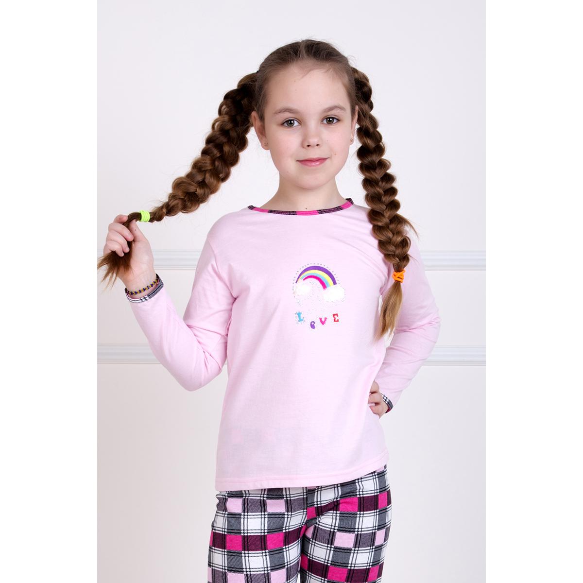 """Детский костюм """"Радуга"""", размер 14 лет Лика Дресс"""