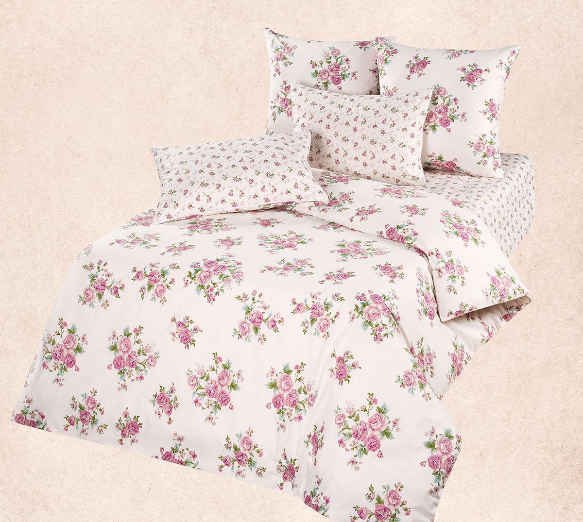 Комплект  Эльза , размер 1,5-спальный - Постельное белье артикул: 9039
