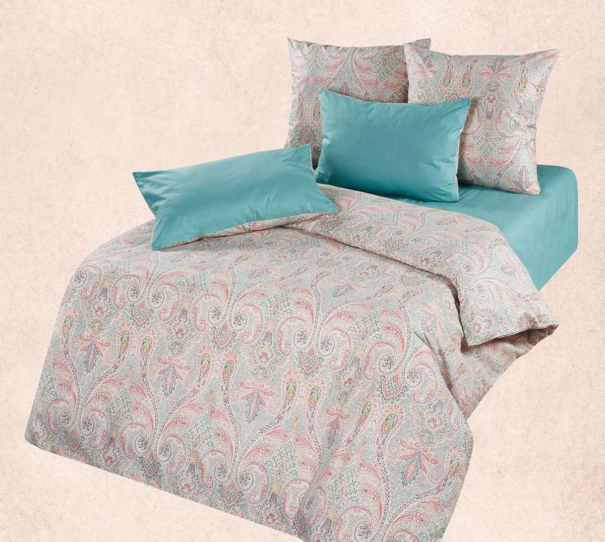 Комплект  Лейла , размер 1,5-спальный - Постельное белье артикул: 9055