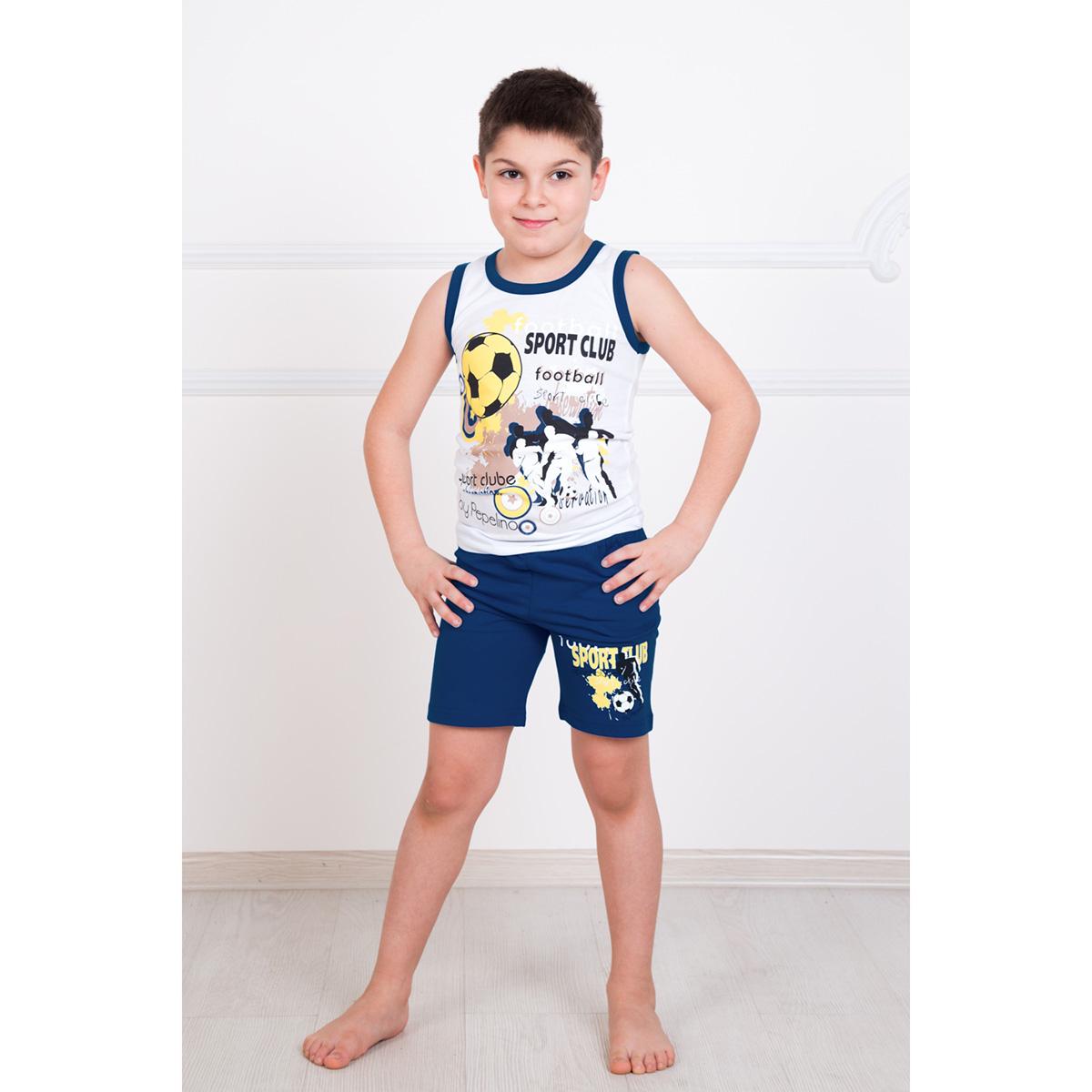 """Детский костюм """"Май"""" Синий, размер 5 лет Узбекистан """"Pepelino"""""""