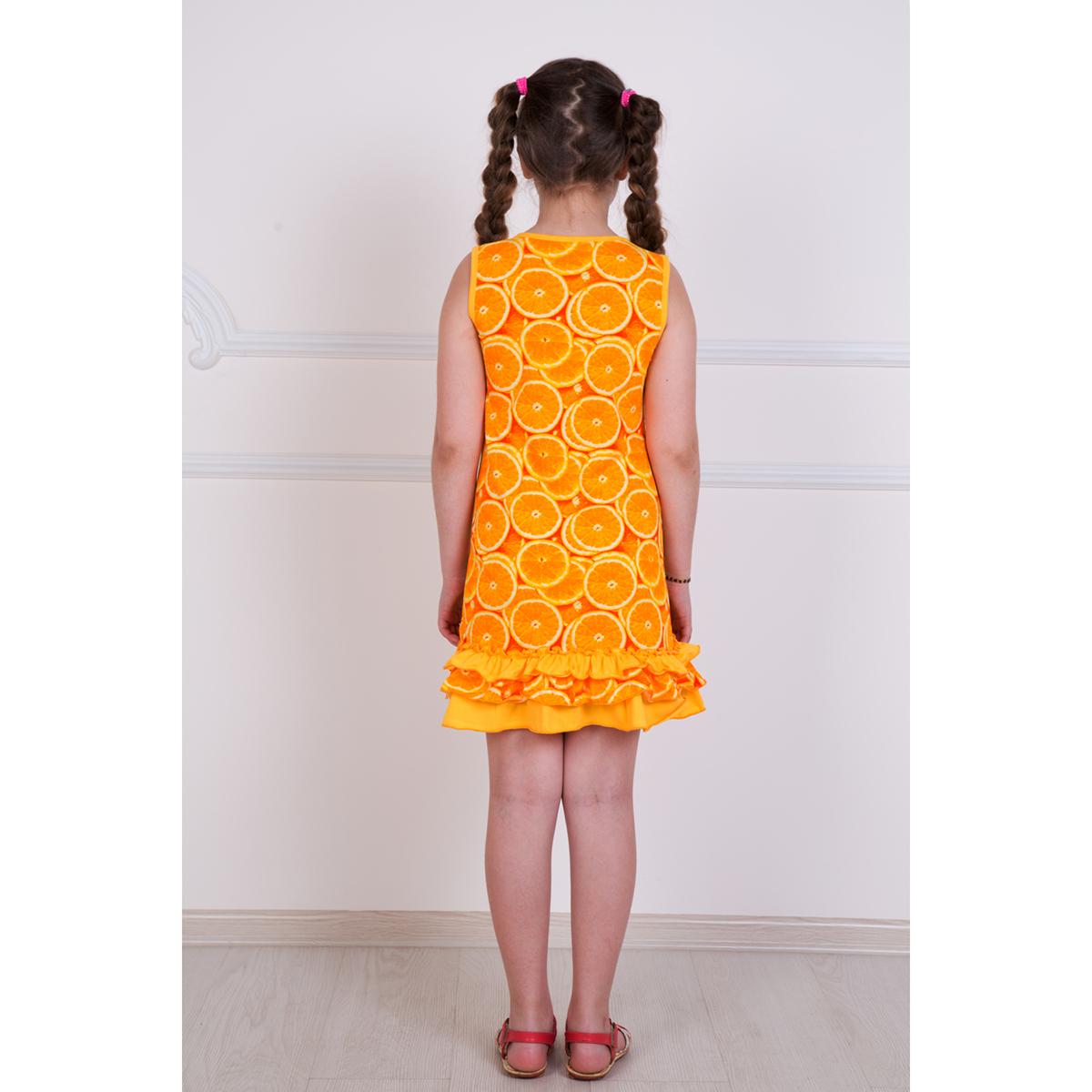 Платье мандаринка