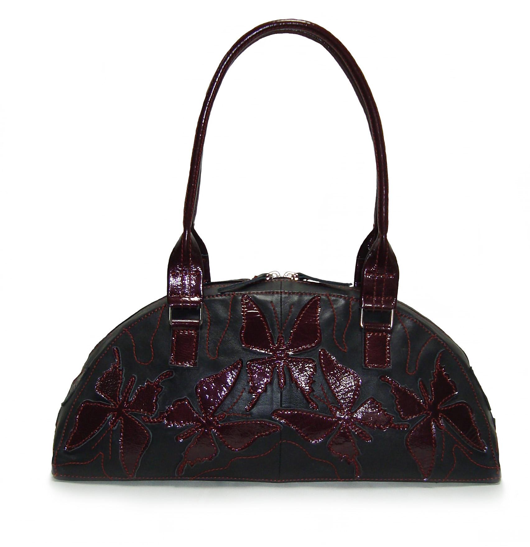 Сумка Модель № 34Сумки и др. изделия из кожи<br>Высота сумки: 19 см <br>Ширина сумки низ: 42 см <br>Ширина дна: 14 см <br>Длинна ручек: 60 см<br><br>Тип: Сумка<br>Размер: -<br>Материал: Натуральная кожа