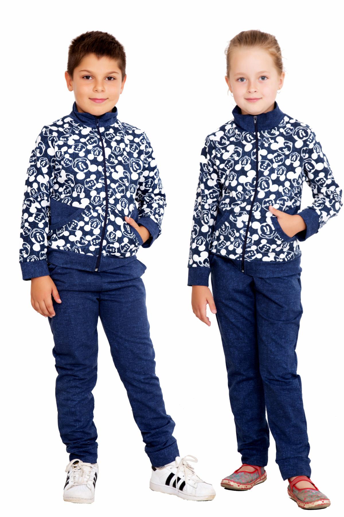 Дет. костюм Егоза р. 30Костюмы<br><br><br>Тип: Дет. костюм<br>Размер: 30<br>Материал: Футер
