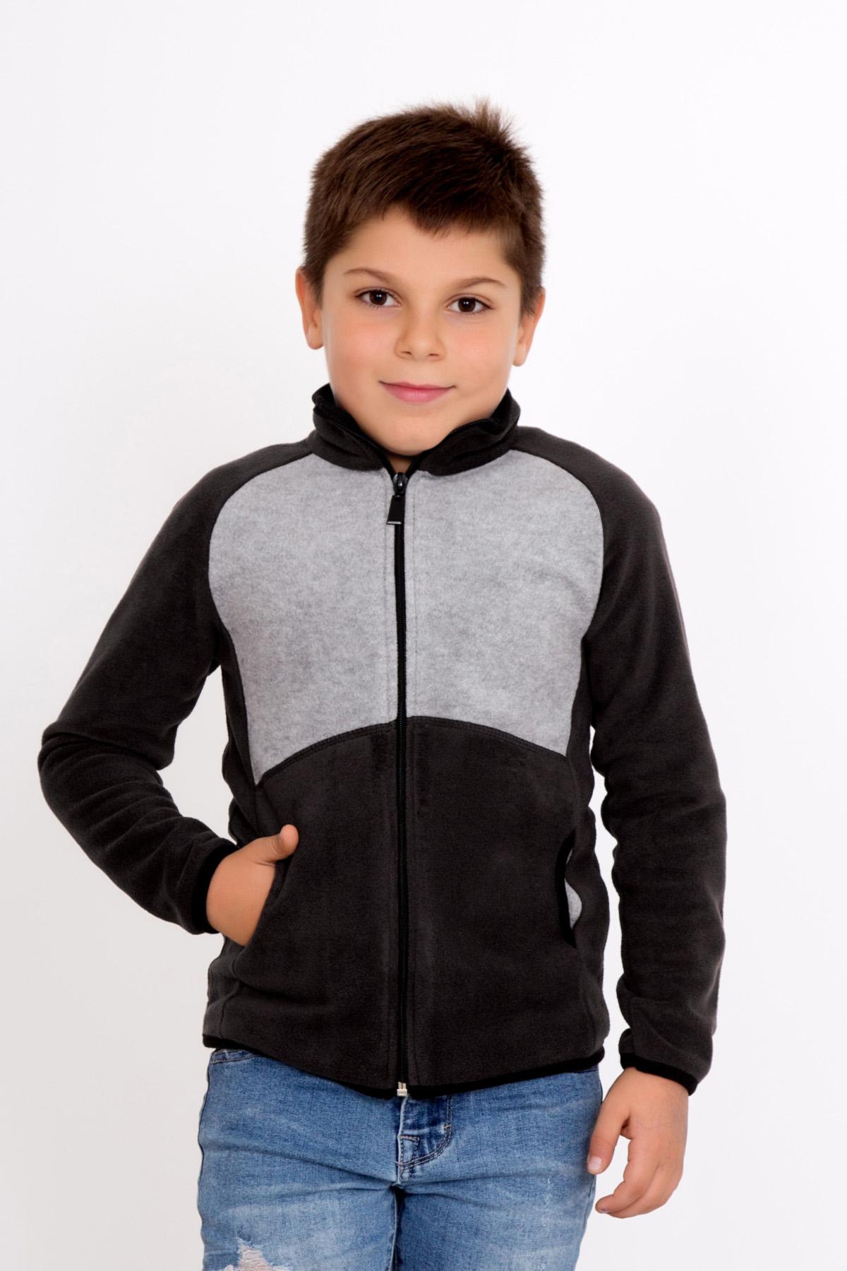 Дет. толстовка Юнит р. 32Толстовки, джемпера и рубашки<br><br><br>Тип: Дет. толстовка<br>Размер: 32<br>Материал: Флис