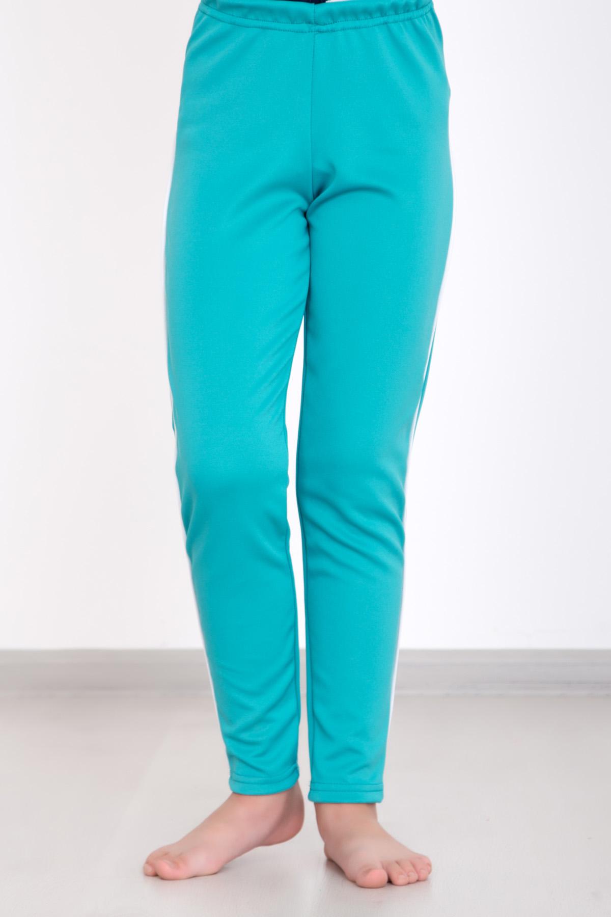 Дет. брюки Спорт Ментол р. 38Распродажа товаров<br><br><br>Тип: Дет. брюки<br>Размер: 38<br>Материал: Полиэстер