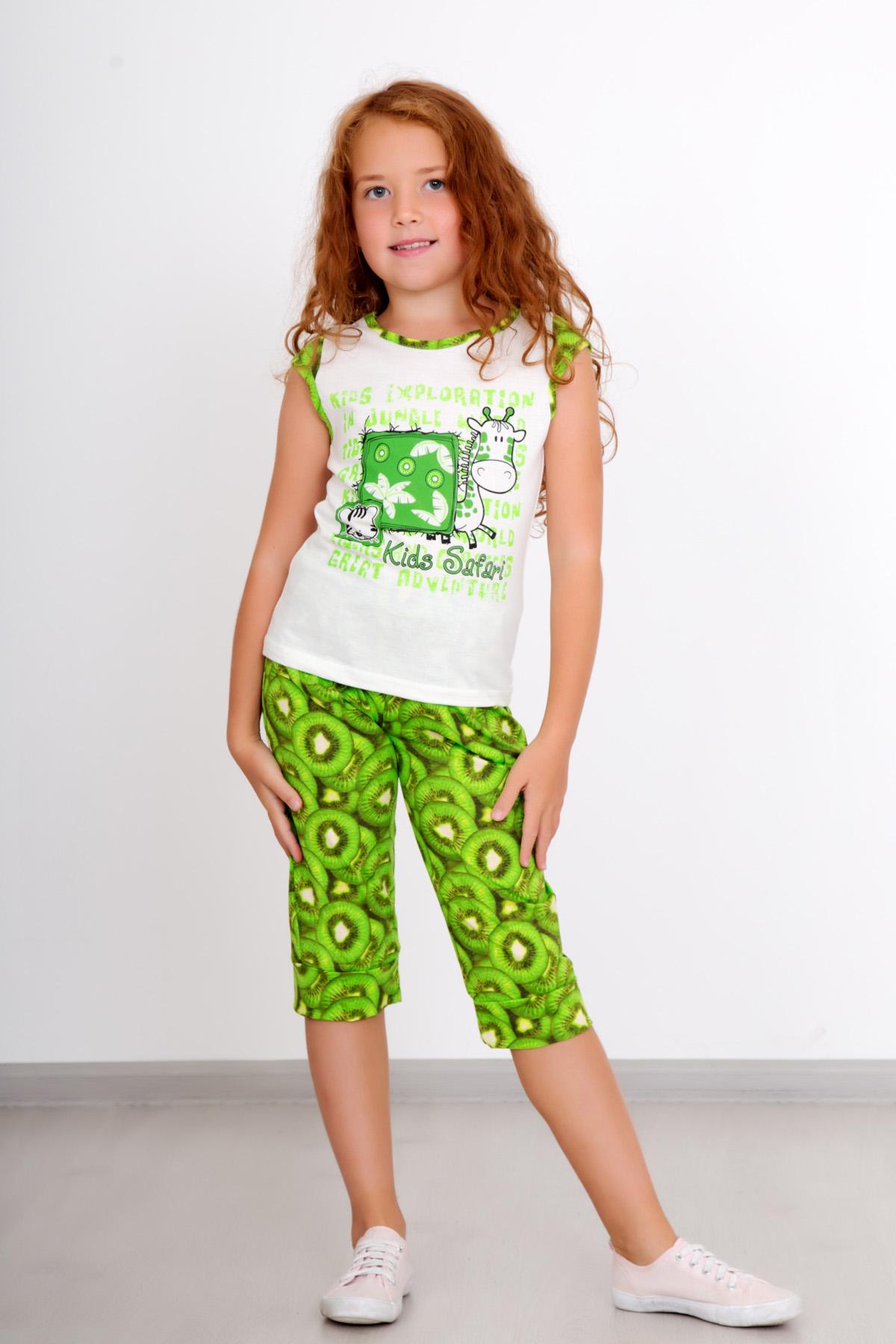 Дет. костюм Киви р. 30Костюмы<br><br><br>Тип: Дет. костюм<br>Размер: 30<br>Материал: Кулирка