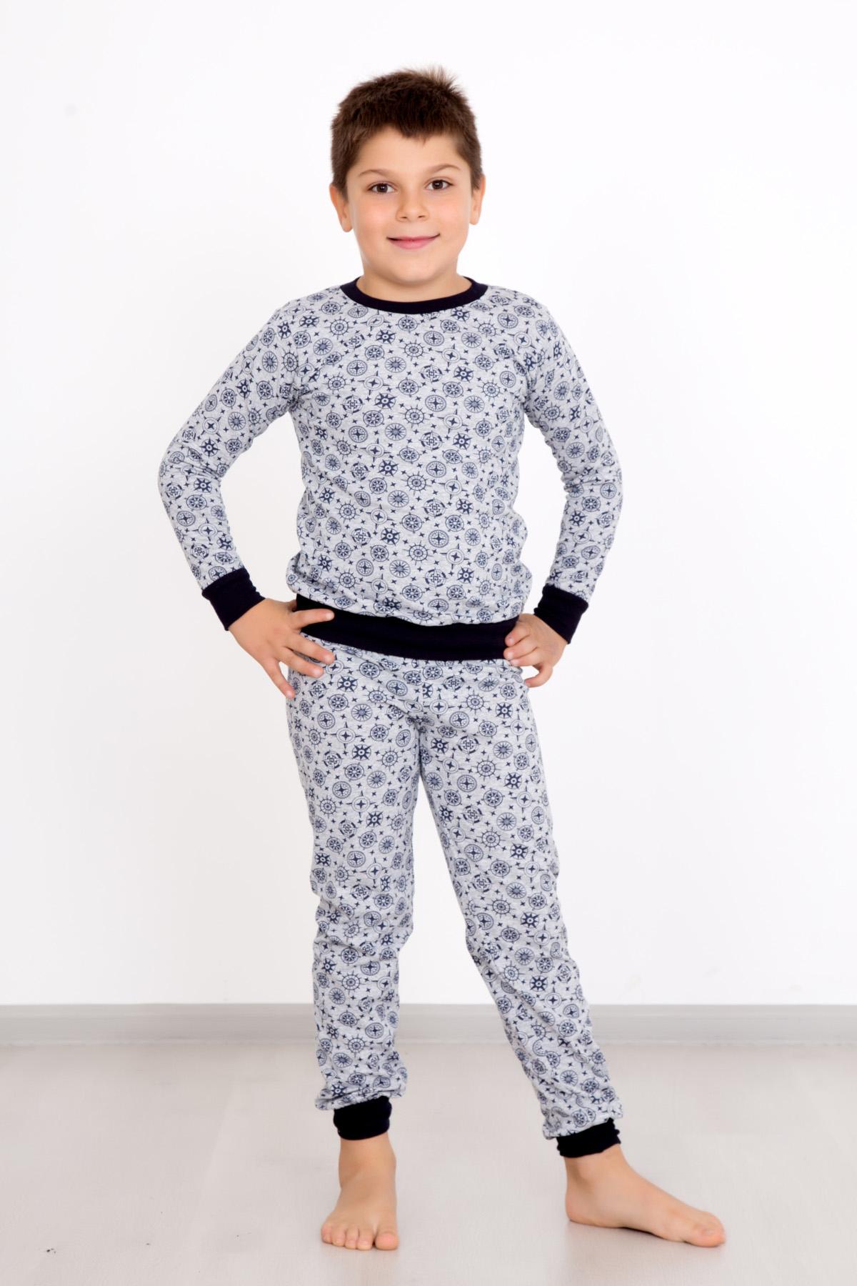 Дет. пижама Морячок р. 30Костюмы<br><br><br>Тип: Дет. пижама<br>Размер: 30<br>Материал: Кулирка