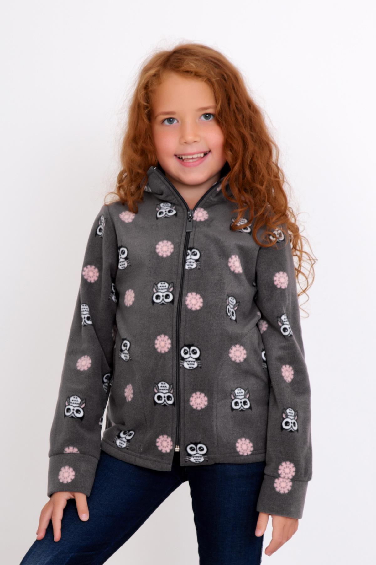 Дет. толстовка арт. 18-0140 р. 36Толстовки, джемпера и рубашки<br><br><br>Тип: Дет. толстовка<br>Размер: 36<br>Материал: Флис