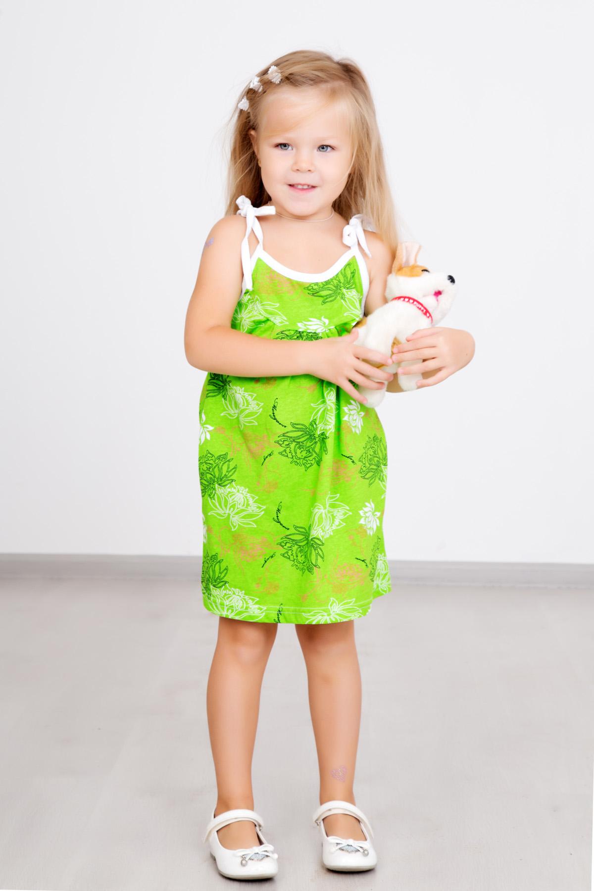 Детский сарафан на 6 лет сшить