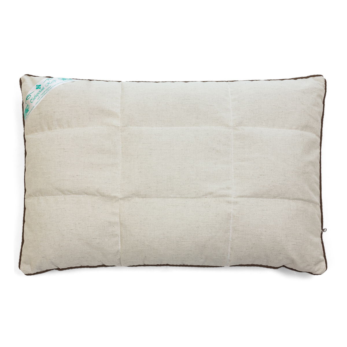 Подушка  Байкальская  р. 40х60 - Текстиль для здоровья артикул: 26454