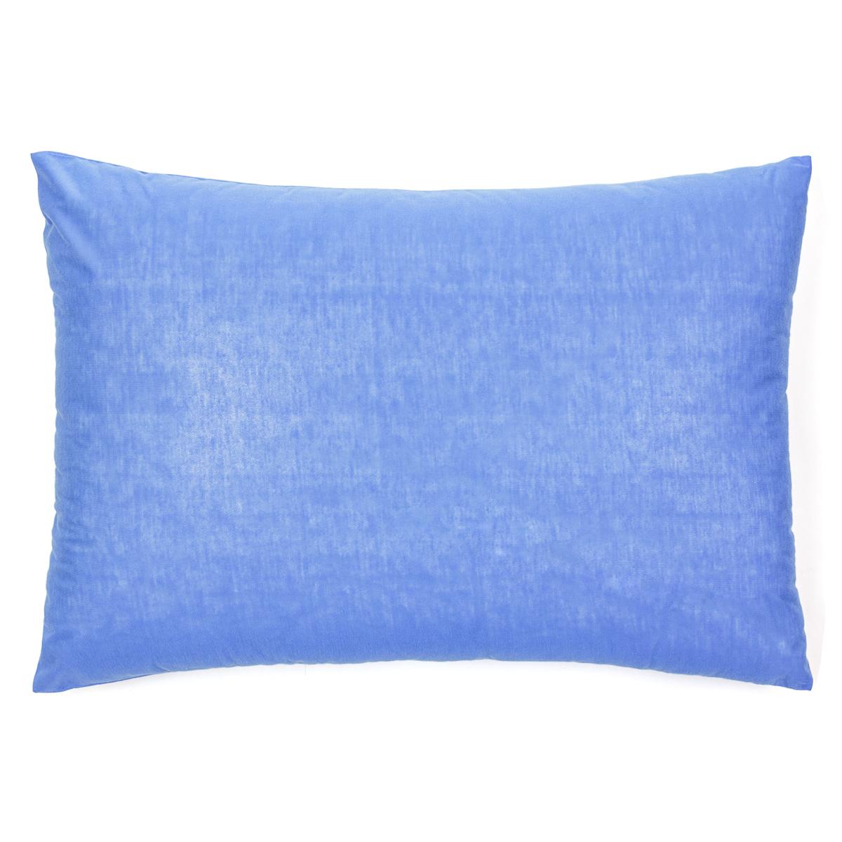 Наволочки Эко-сон Синий р. 48х68Для комфортного сна, отдыха и работы<br><br><br>Тип: Наволочки<br>Размер: 48х68<br>Материал: Тенсел