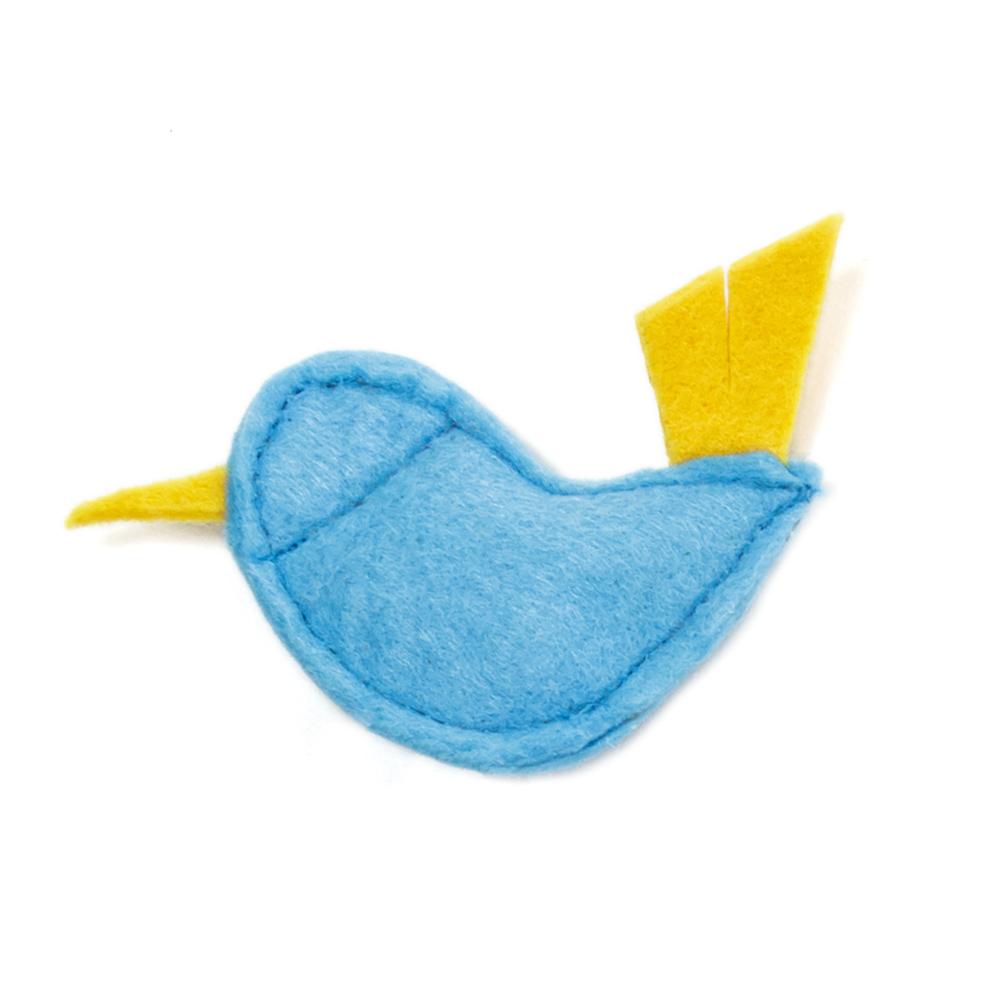 Мини-игрушка ПтичкаТовары для животных<br><br><br>Тип: -<br>Размер: -<br>Материал: Войлок