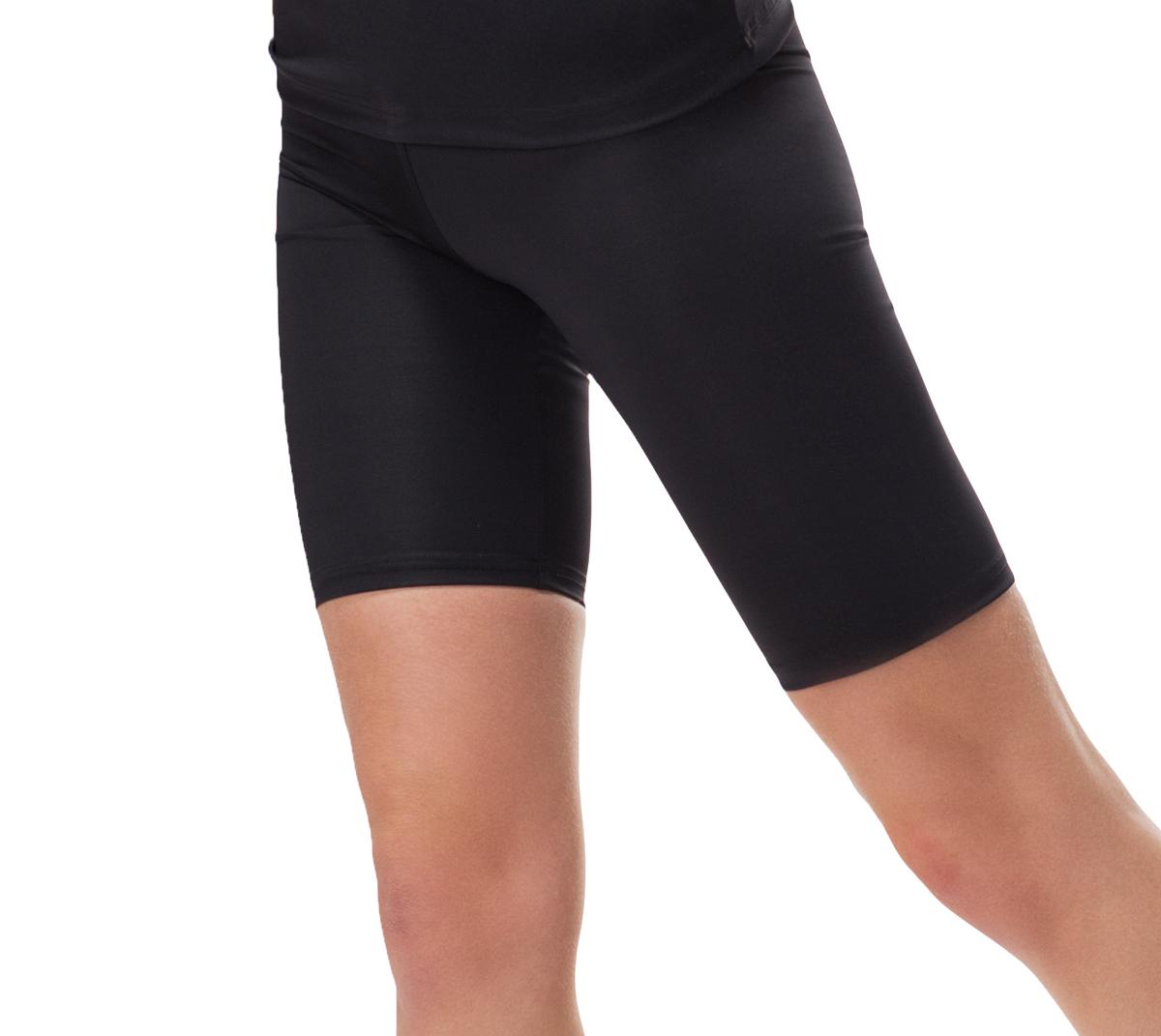 Жен. шорты Фитнес Черный р. 54-56Косметический текстиль<br><br><br>Тип: Жен. шорты<br>Размер: 54-56<br>Материал: Полиэстер