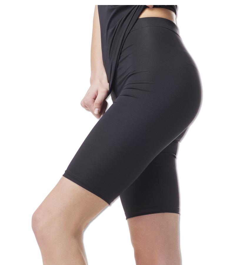 Жен. шорты Коррекция тела Черный р. 46-48Косметический текстиль<br><br><br>Тип: Жен. шорты<br>Размер: 46-48<br>Материал: Полиэстер