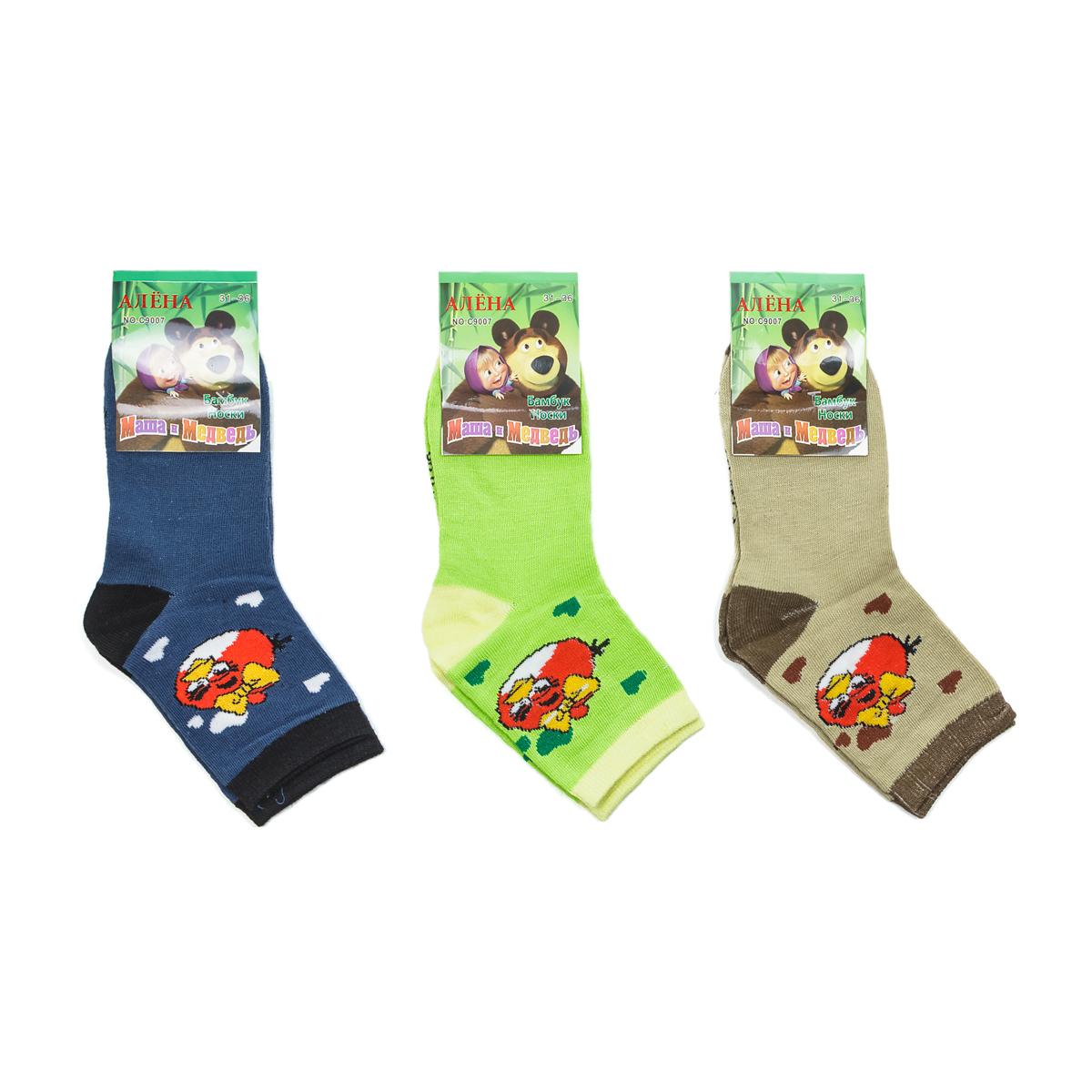 Дет. носки арт. 12-0020 Красный р. 31-36Носки<br><br><br>Тип: Дет. носки<br>Размер: 31-36<br>Материал: Трикотаж