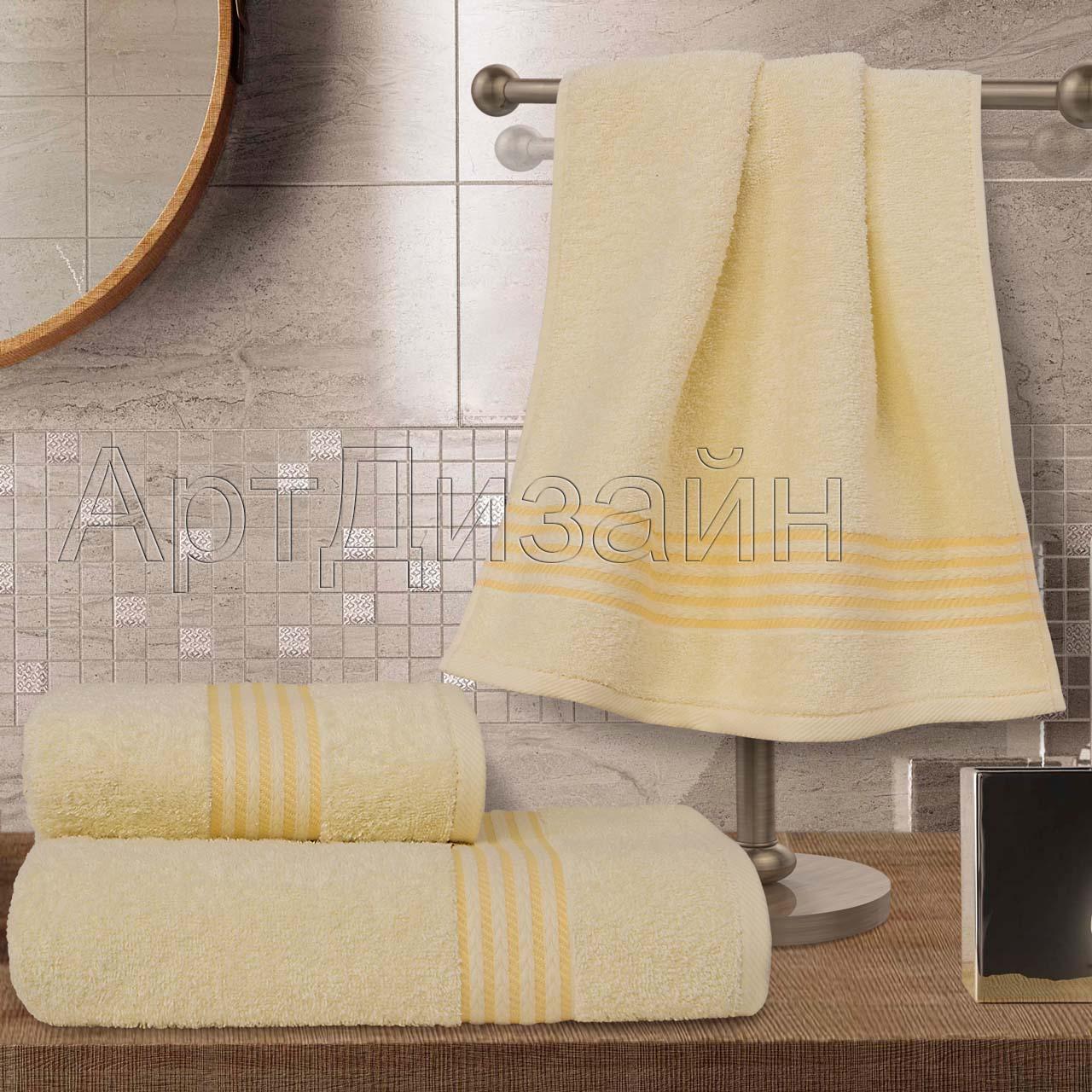 Полотенце Классик Ваниль р. 50х90Махровые полотенца<br>Плотность: 400 г/кв. м<br><br>Тип: Полотенце<br>Размер: 50х90<br>Материал: Махра