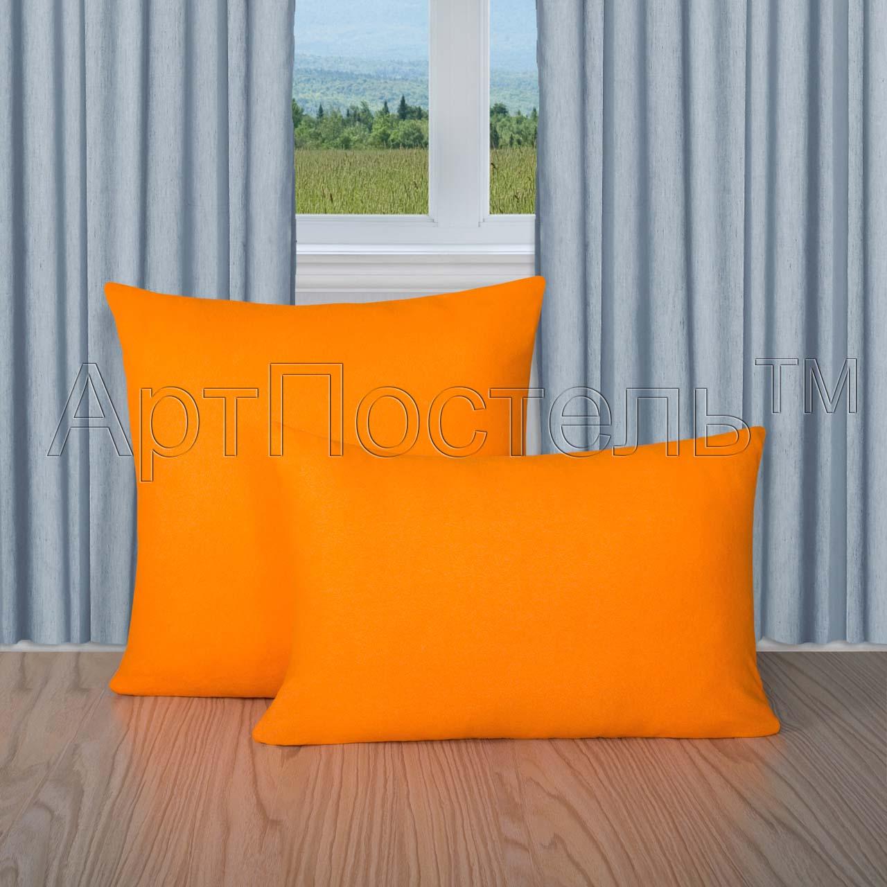 "Наволочки ""Апельсин"" р. 50х70 — Апельсин"