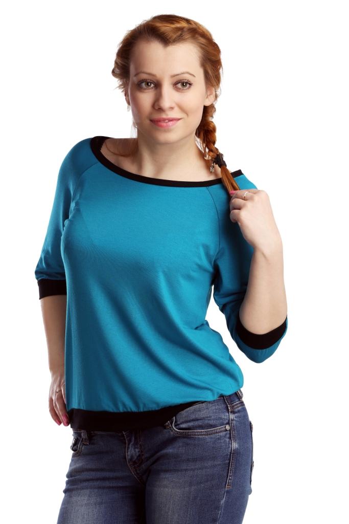 Жен. блуза арт. 16-0118 Изумрудный р. 44Блузы<br>Обхват груди: 88 см <br>Обхват талии: 69 см <br>Обхват бедер: 96 см <br>Длина по спинке: 57 см <br>Рост: 164-170 см<br><br>Тип: Жен. блуза<br>Размер: 44<br>Материал: Вискоза