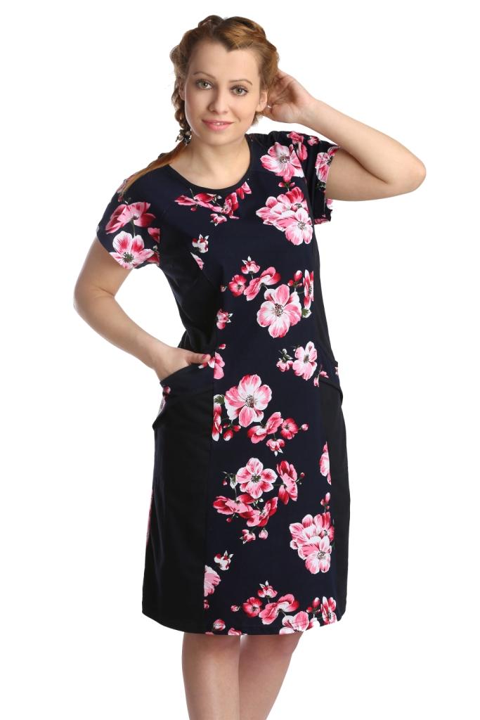 Жен. платье арт. 16-0122 Малиновый р. 52Платья<br>Обхват груди: 104 см <br>Обхват талии: 86 см <br>Обхват бедер: 112 см <br>Длина по спинке: 98 см <br>Рост: 164-170 см<br><br>Тип: Жен. платье<br>Размер: 52<br>Материал: Кулирка