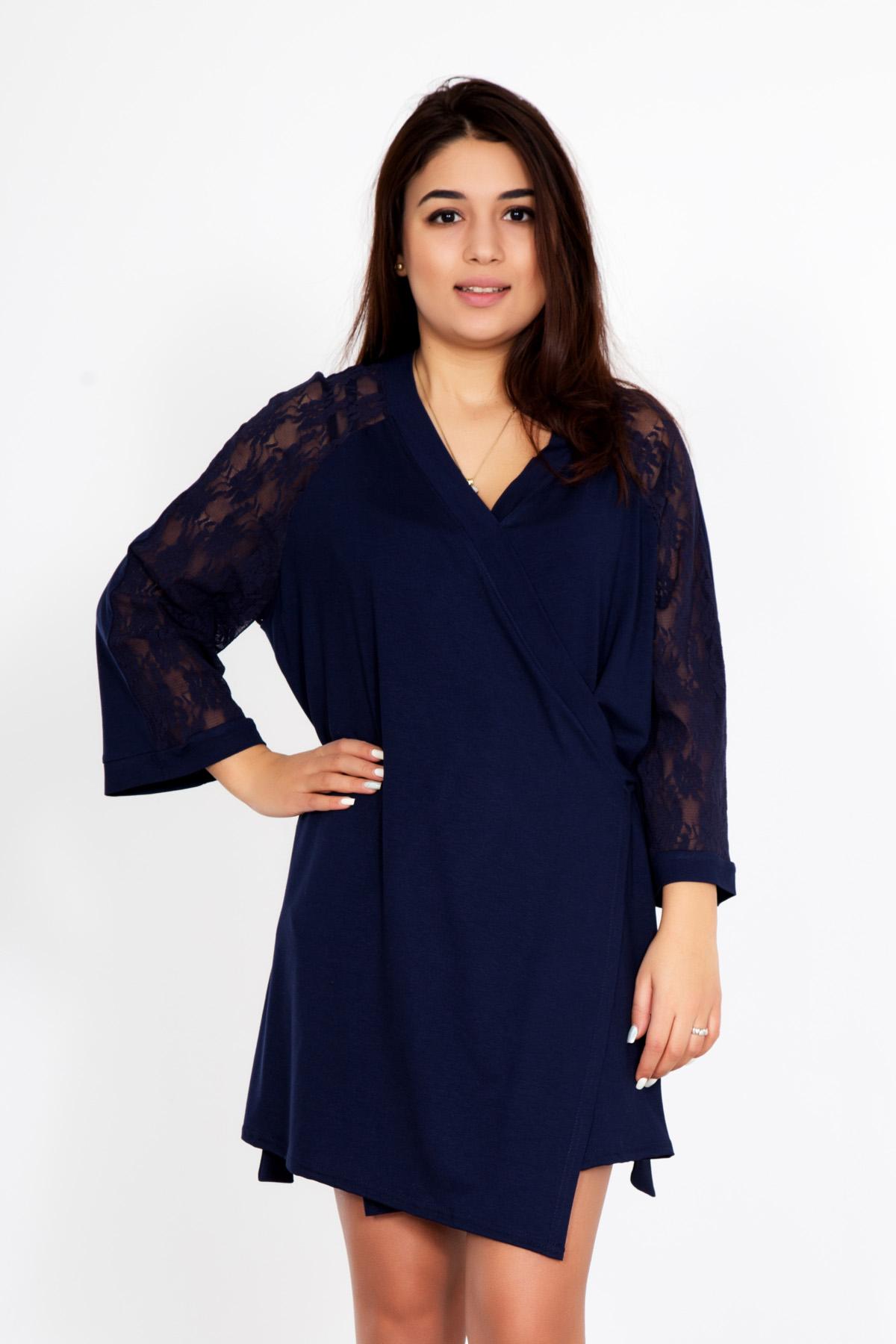 Жен. комплект  Амин  Темно-синий р. 44 - Женская одежда артикул: 23479
