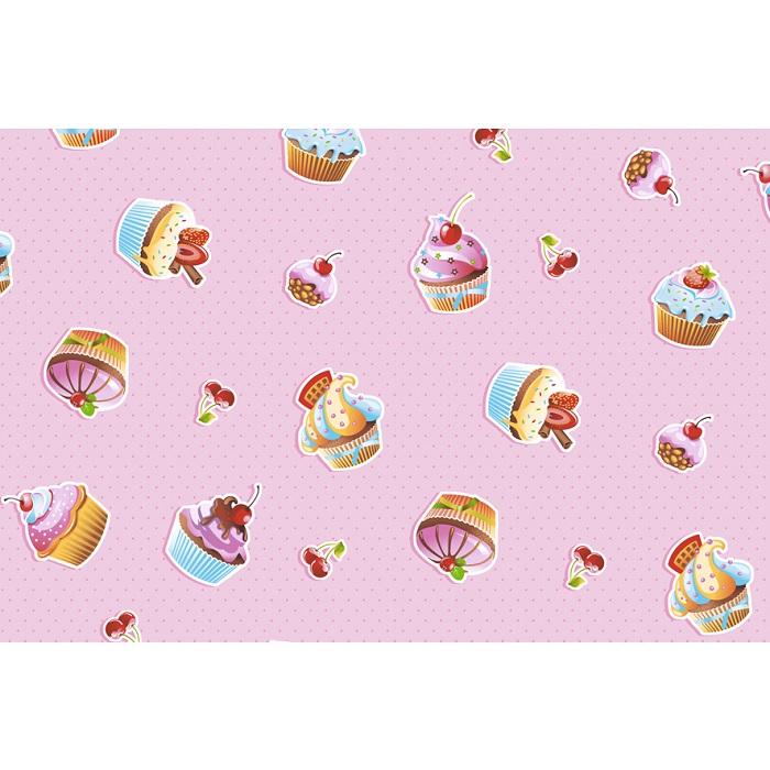 Вафельное полотенце Сластена Кексы р. 50х60 вафельное полотенце клубника р 50х60