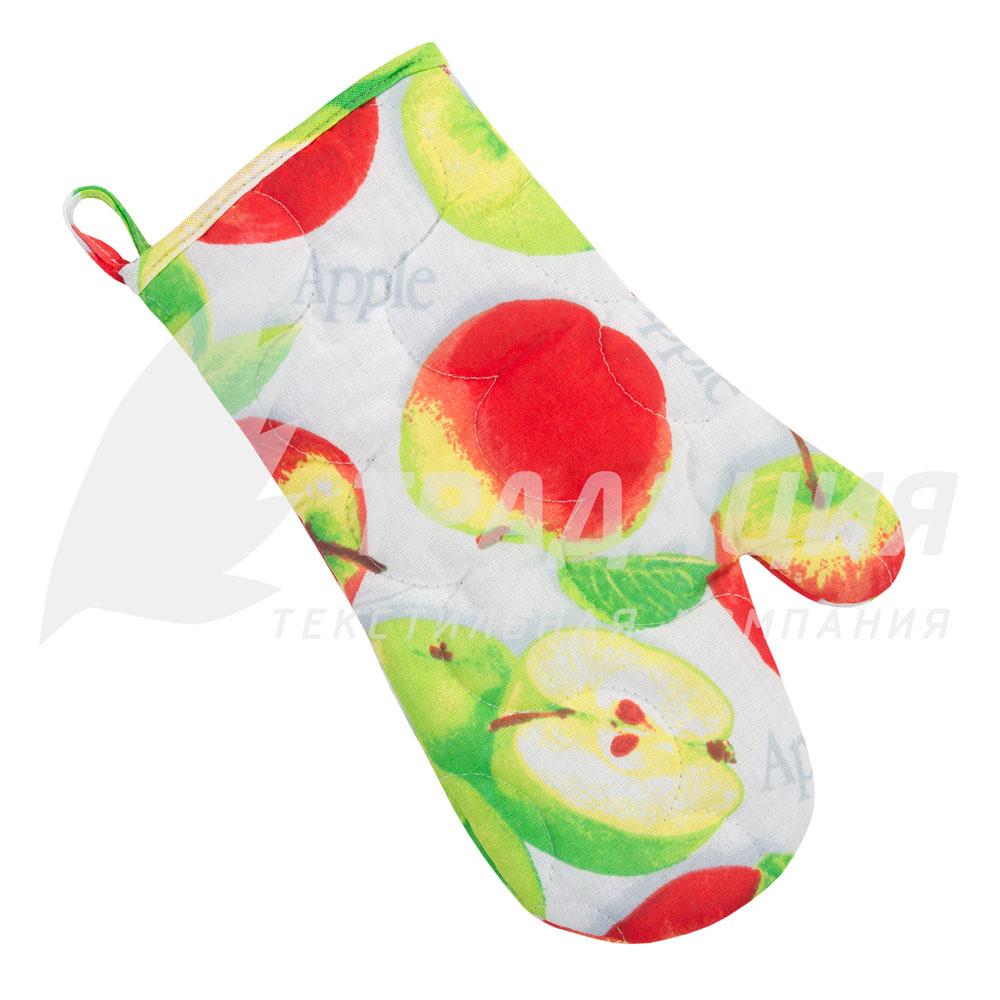 Кухонные принадлежности рукавичка яблочное