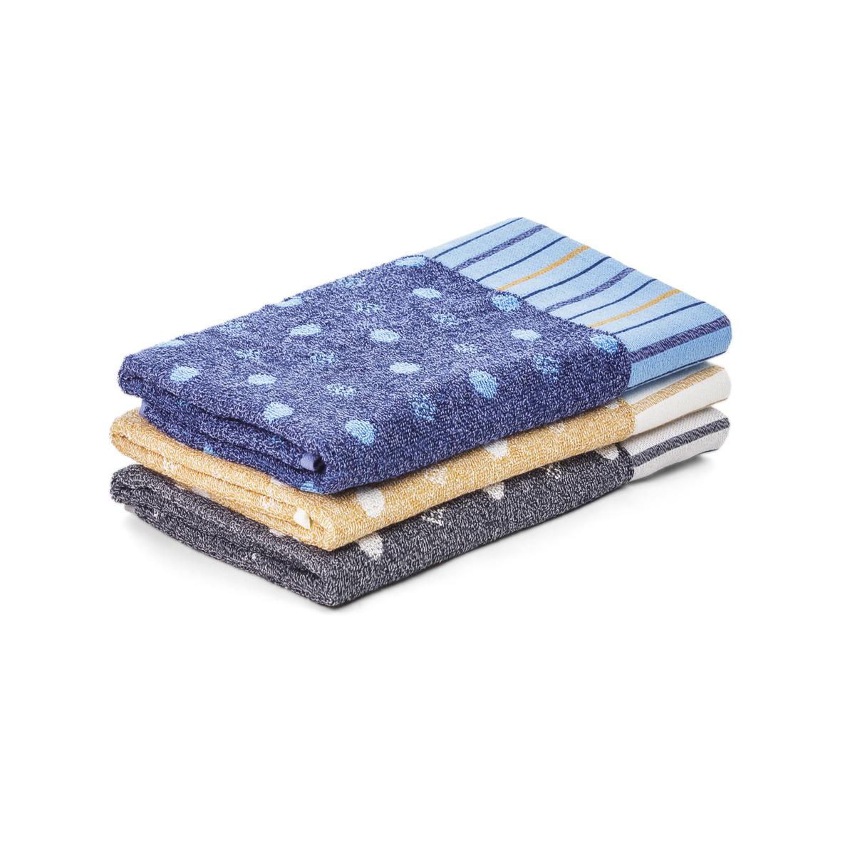 Полотенце Горошек Синий р. 50х90Махровые полотенца<br><br><br>Тип: Полотенце<br>Размер: 50х90<br>Материал: Махра