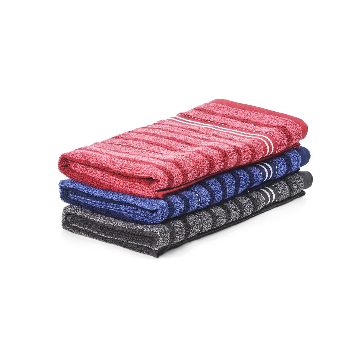 Полотенце арт. 04-0031 Красный р. 50х90Махровые полотенца<br><br><br>Тип: Полотенце<br>Размер: 50х90<br>Материал: Махра