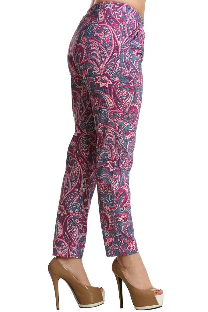 Жен. брюки  арт. 2-16-0141  р. 46 - Женская одежда артикул: 24856