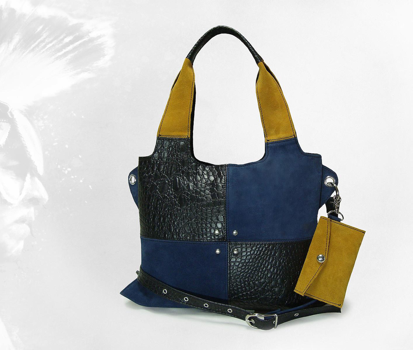 Сумка Модель №39-11Сумки и др. изделия из кожи<br>Высота сумки: 29 см <br>Ширина сумки верх: 39 см <br>Ширина сумки низ: 41 см <br>Ширина дна: 7 см <br>Длинна ручек: 56 см <br>Длинна ремня: 90-115 см<br><br>Тип: Сумка<br>Размер: -<br>Материал: Натуральная кожа