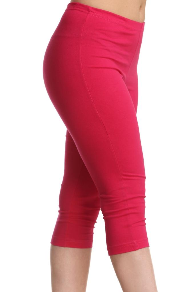 Жен. бриджи арт. 16-0072 Малиновый р. 64 - Женская одежда артикул: 24996