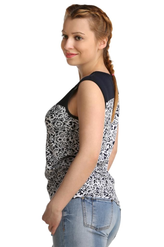 Жен. блуза арт. 16-0166