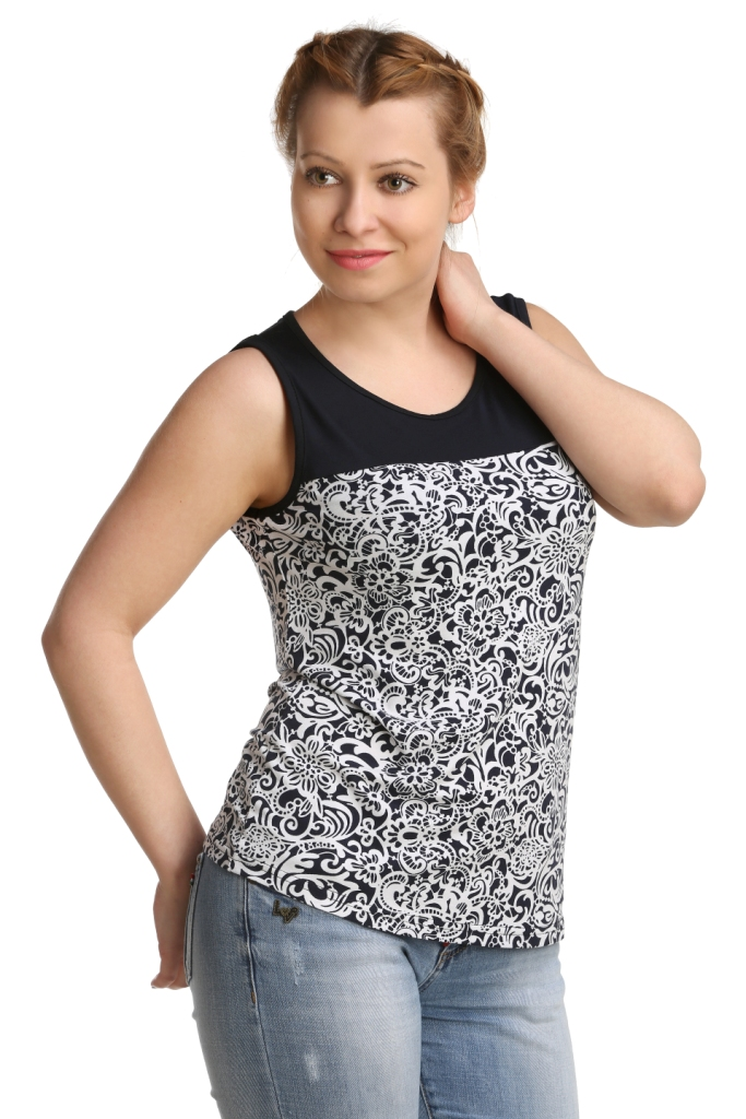 Жен. блуза арт. 16-0166 р. 50Блузы<br>Обхват груди: 100 см <br>Обхват талии: 82 см <br>Обхват бедер: 108 см <br>Длина по спинке: 61 см <br>Рост: 164-170 см<br><br>Тип: Жен. блуза<br>Размер: 50<br>Материал: Вискоза