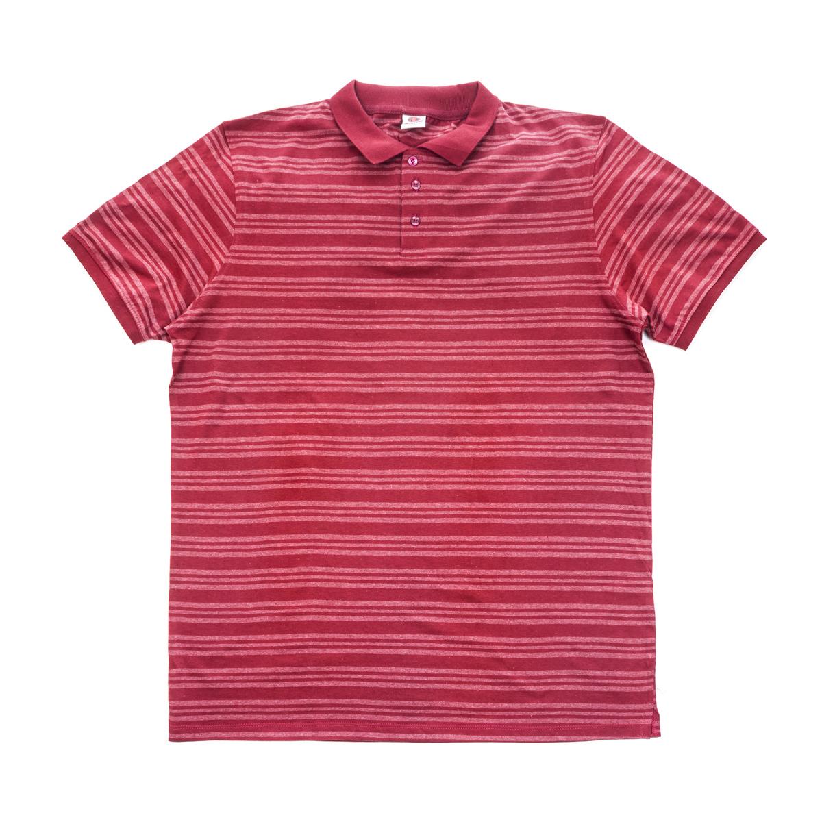 Муж. футболка арт. 04-0046 Бордовый р. 58 - Мужская одежда артикул: 25683