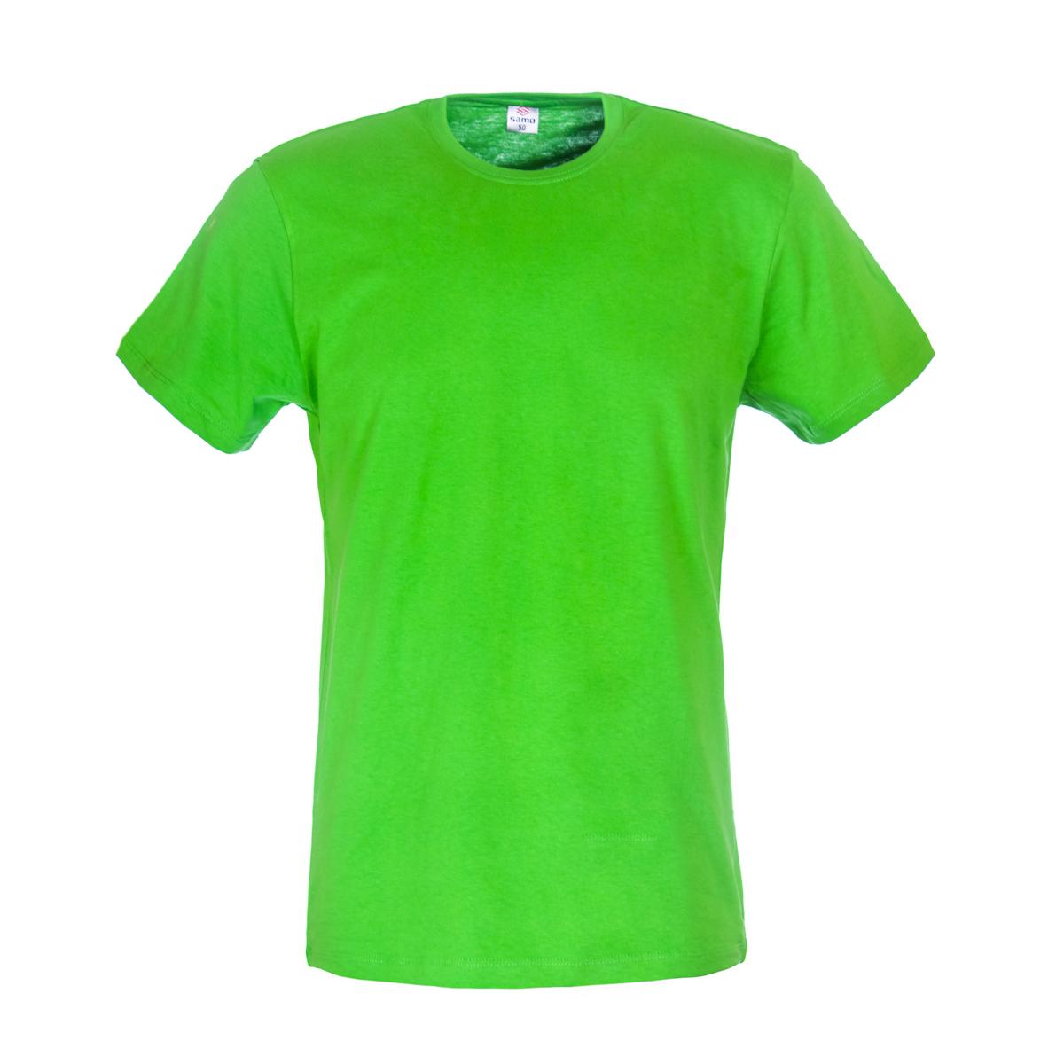 Муж. футболка арт. 04-0044 Зеленый р. 50Футболки и майки<br>Фактический ОГ:104 см<br>Фактический ОТ:104 см<br>Фактический ОБ:104 см<br>Длина по спинке:75 см<br>Рост:176-182 см<br><br>Тип: Муж. футболка<br>Размер: 50<br>Материал: Супрем