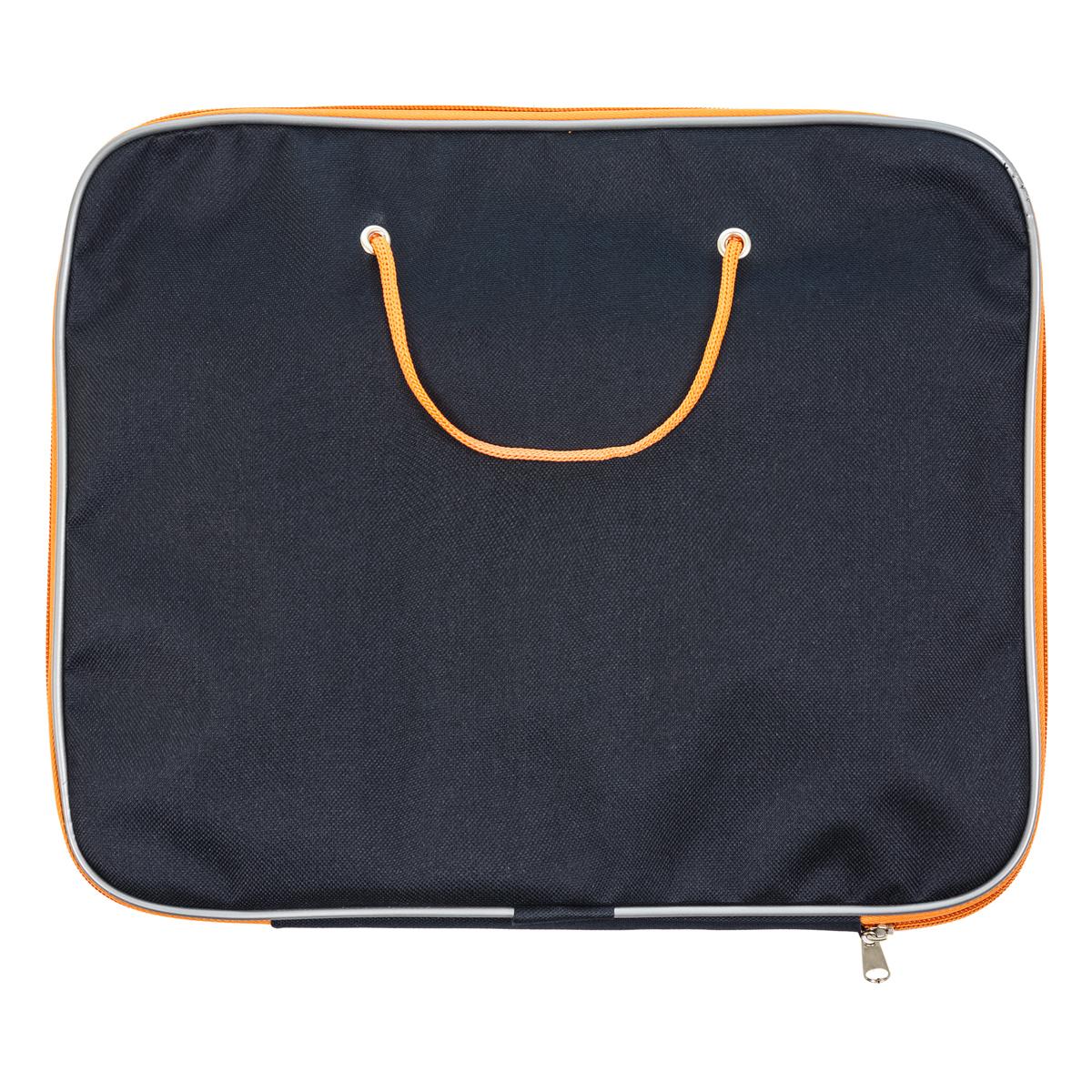 Сумка  Офис стандарт  Оранжевый р. 33х27 - Прочий текстиль артикул: 26412
