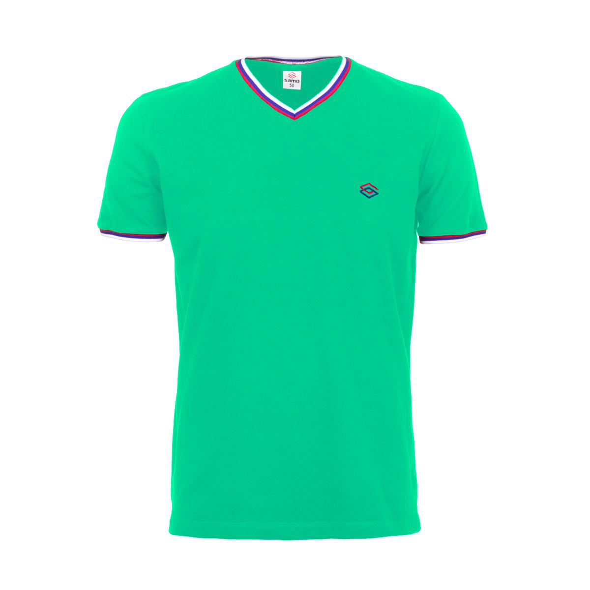 Муж. футболка арт. 04-0059 Ментол р. 48 - Мужская одежда артикул: 26315