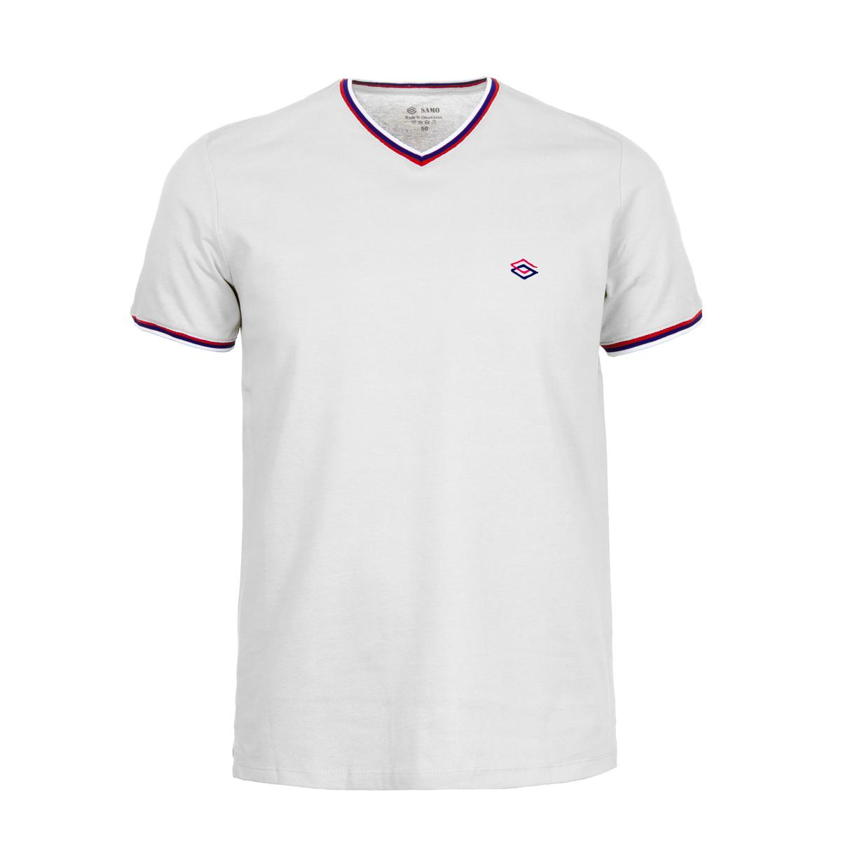 Муж. футболка арт. 04-0059 Белый р. 56 - Мужская одежда артикул: 26324