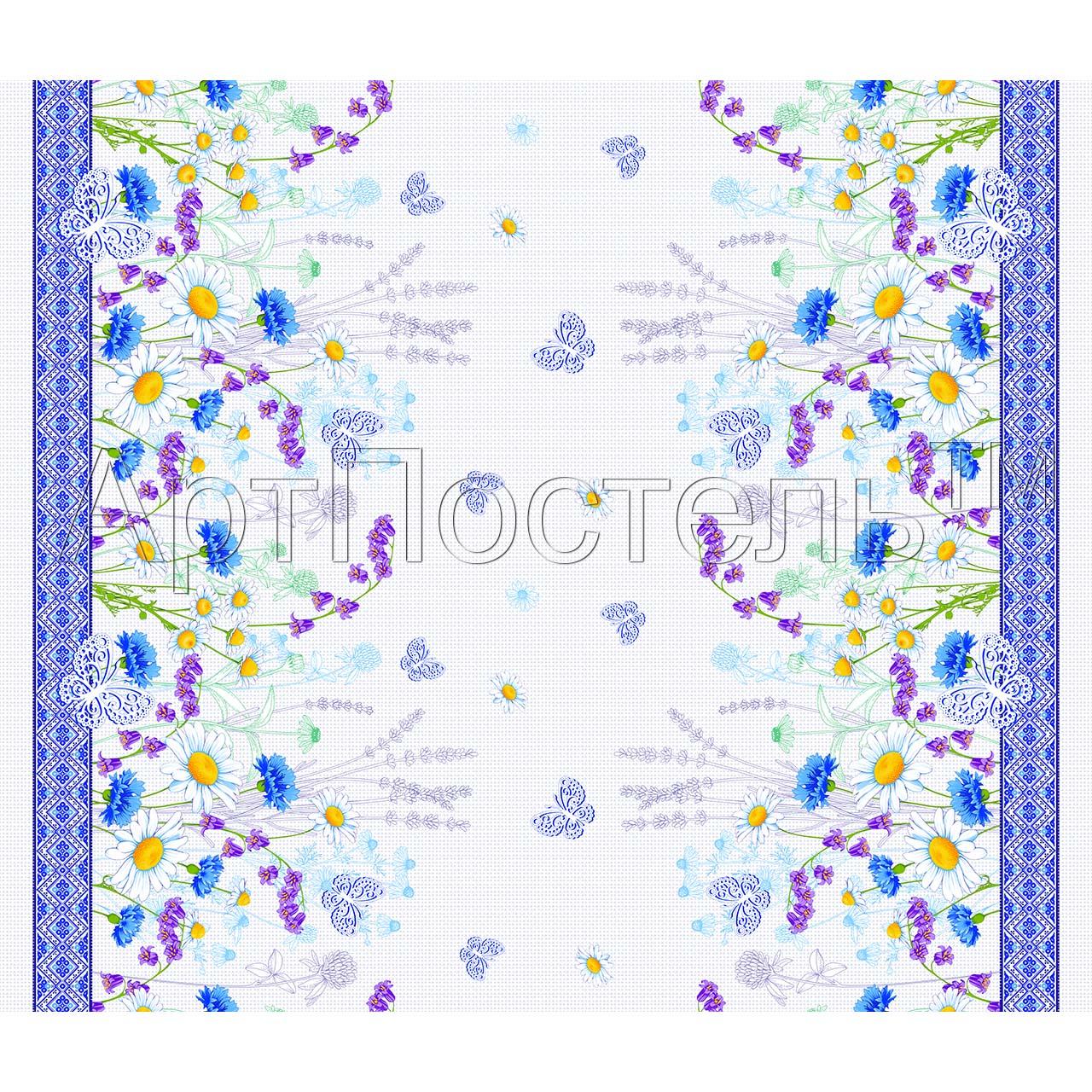 Вафельное полотенце Родной край р. 80х150Вафельные полотенца<br>Плотность:160 г/кв. м<br><br>Тип: Вафельное полотенце<br>Размер: 80х150<br>Материал: Вафельное полотно